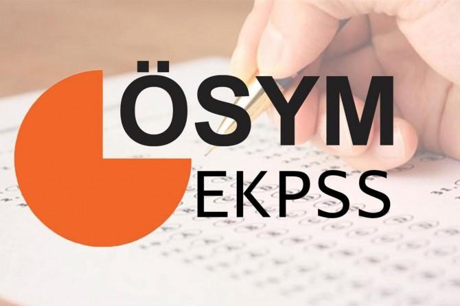 EKPSS kura usulü ile yapılan yerleştirme sonuçları açıklandı