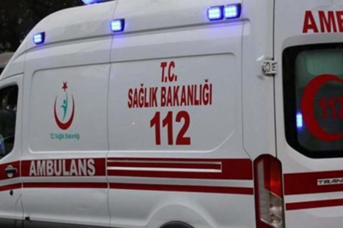 Aksaray'da kaza: 17 yaralı