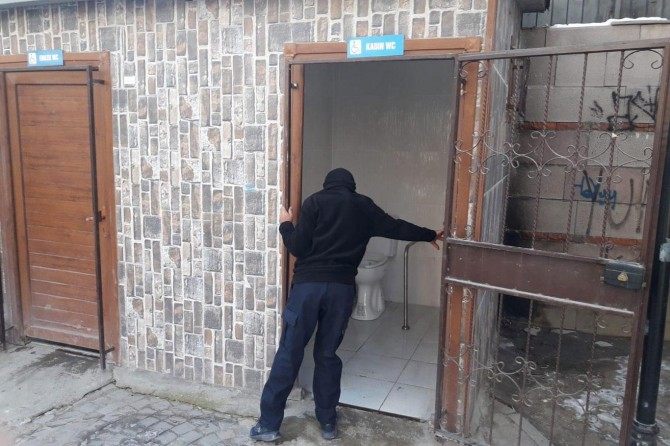 """İpekyolu Belediyesinden """"WC'ler Kapalı"""" haberlerine ilişkin açıklama"""