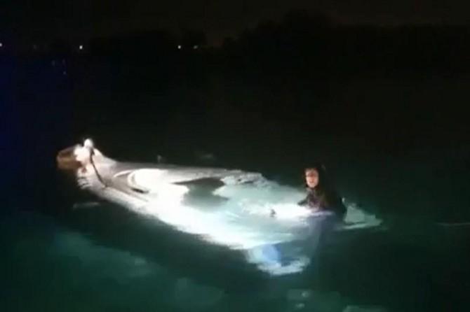 Çeşme'de göçmen teknesi battı: 8'i çocuk 11 ölü
