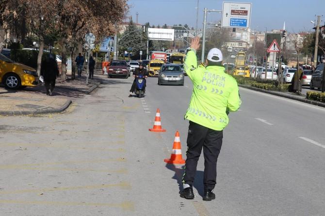 Gaziantep'te 750 sürücüye para cezası verildi