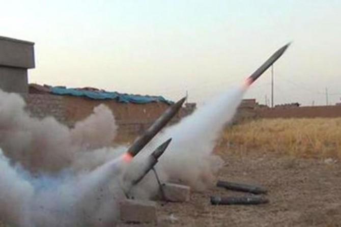 Irak'ta ABD üssüne füzeli saldırı düzenlendi