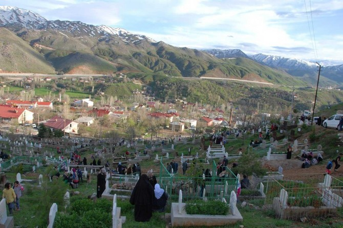 Bitlis'te geçen yıl bin 400 kişi hayatını kaybetti