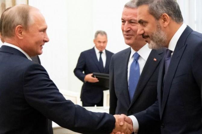 Şefên îstîxbaratê yên Tirkîye û Sûrîyê li Moskovayê hevdîtin kirin