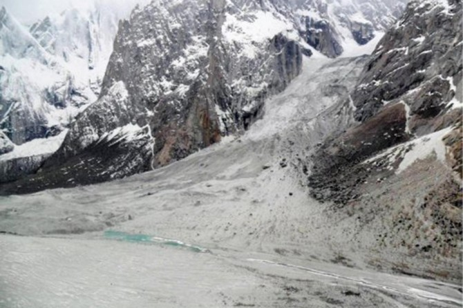 At least 57 killed in avalanches in Pakistan-controlled Kashmir