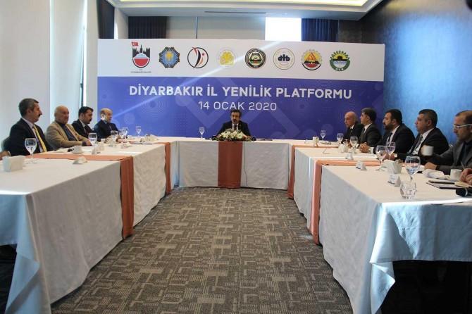 Diyarbakır'da 10 adet ARGE ve tasarım merkezi kurulacak