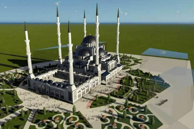 Cuma Camii Projesi'ndeki değişiklikten vazgeçilmeli