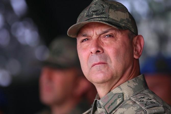 Eski EDOK komutanı Metin İyidil gözaltına alındı