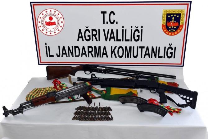 Silah ticareti yapan kişi yakalandı