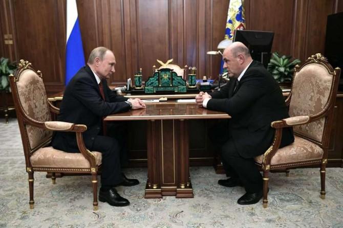 Putin'in önerdiği başbakan adayı Duma tarafından onaylandı