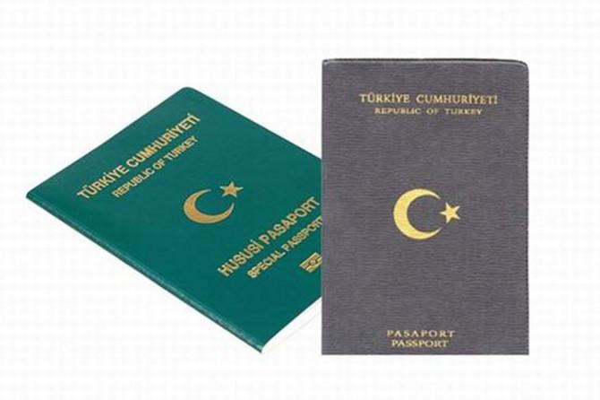Avukatlara yeşil pasaport düzenlemesi