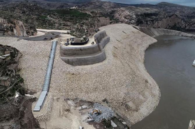 Ilısu Barajı ekonomiye yıllık 412 milyon dolarlık katkı sağlayacak