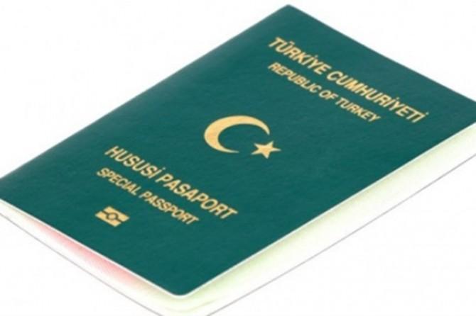 Avukatlara yeşil pasaport imkânı
