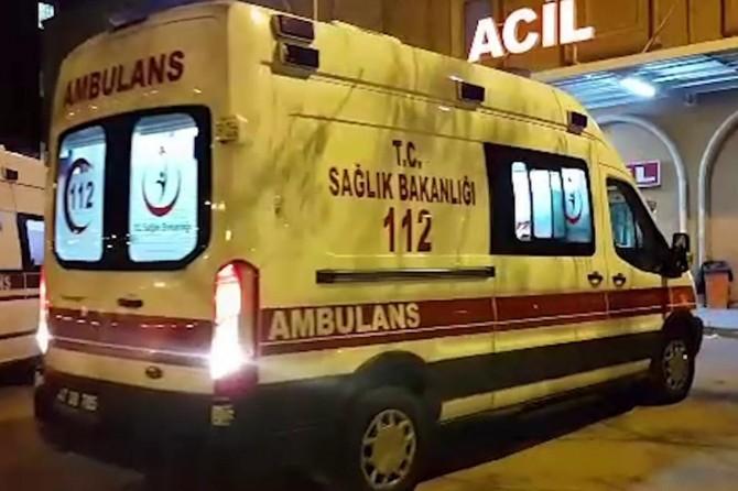 Keşan'da trafik kazası: 3 ölü
