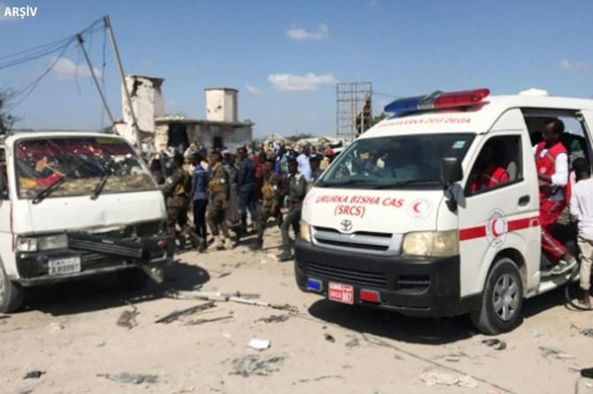 Li Somalîyê êrîşa bombeyî: 11 birîndar