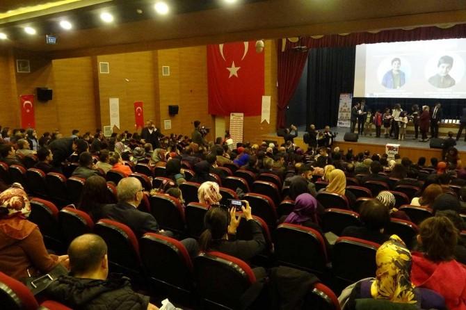 Siirt'te okullar arası İzleme Sınavı ödül töreni düzenlendi