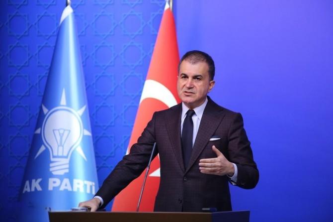 AK Parti Sözcüsü Ömer Çelik'ten CHP Lideri Kılıçdaroğlu'na tepki