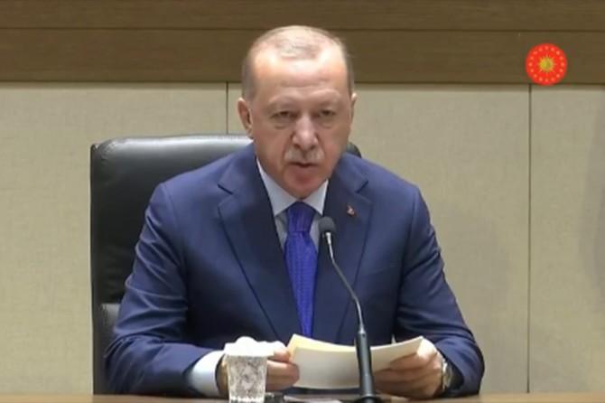 Cumhurbaşkanı Erdoğan: Yaptığımız hamle Yunanistan'ı çıldırttı