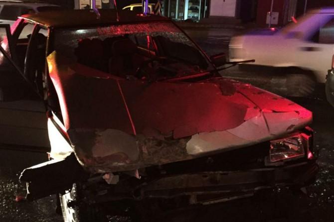 Şanlıurfa Karaköprü'de trafik kazası: 3 yaralı