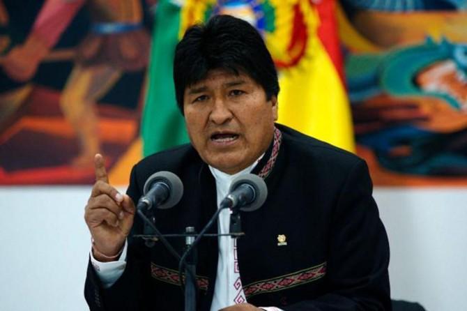 Morales devlet başkanı adayını açıkladı