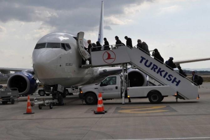 Uçak sefer sayılarının düşürülmesi kabul edilemez
