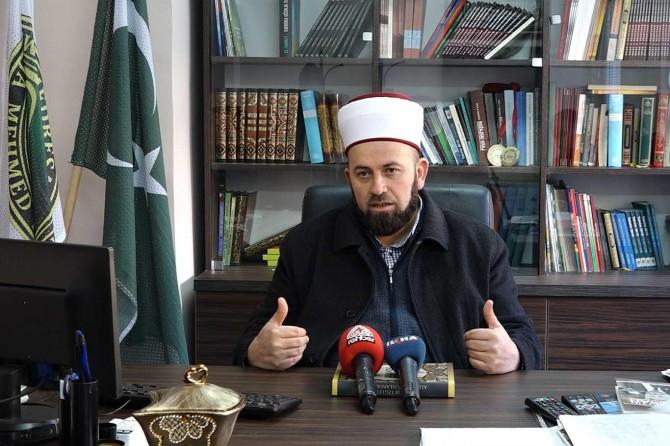 """Karadağ Diyanet İşleri Başkanı Feyziç: """"İslam dünyasında ümmet bilincine ihtiyacımız var"""""""