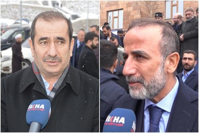 Bitlis Milletvekilleri Şeyh Abdülkerim Çevik'e yapılan saldırıyı kınadı