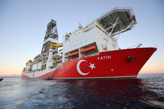 AB, Doğu Akdeniz faaliyetlerinden ötürü Türkiye'ye yaptırım için isim listesi oluşturuyor