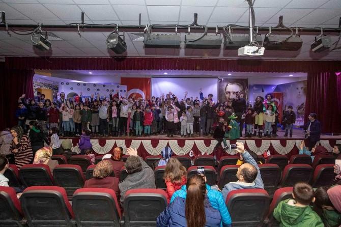 İpekyolu Belediyesinden çocuklar için yarıyıl etkinlikleri