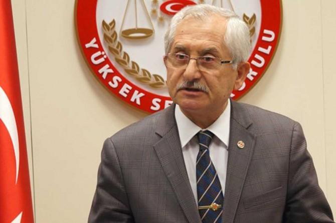 """YSK Başkanı Sadi Güven: """"Oy zarfının kaldırılması gerekir"""""""