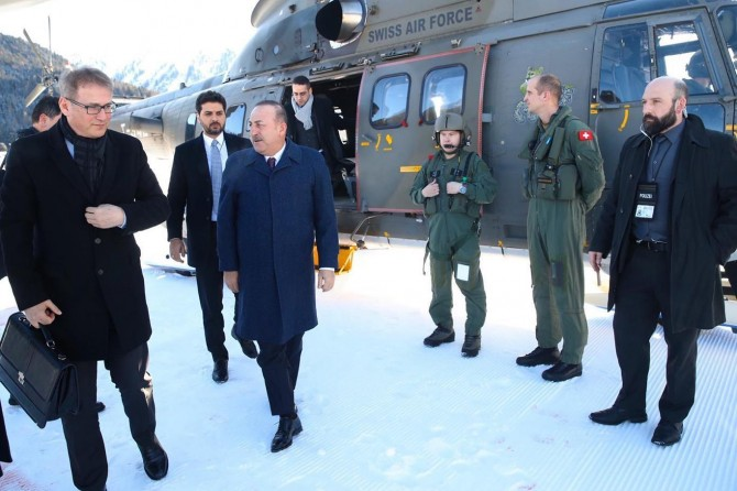 Çavuşoglu: Hafter li Lîbyayê ne terefdarê çareserîya siyasî ye