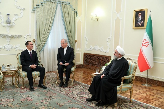 Rouhani: Current US administration against the interests of Americans