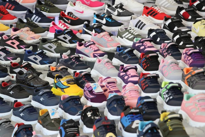 Ayakkabı ihracatında son 20 yılın rekorunu kırdı