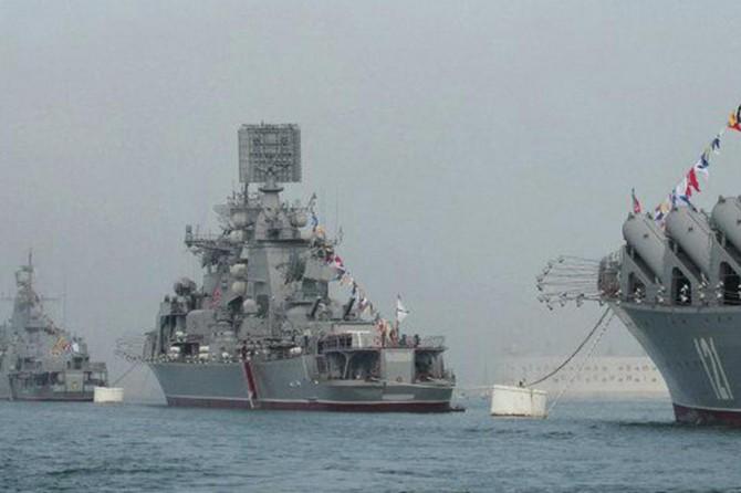 Rusya ile Suriye, Tartus'ta ortak tatbikat yaptı