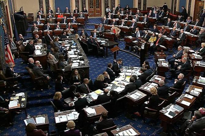 Trump'ın azil duruşmasında Demokratların belge ve tanık talepleri reddedildi