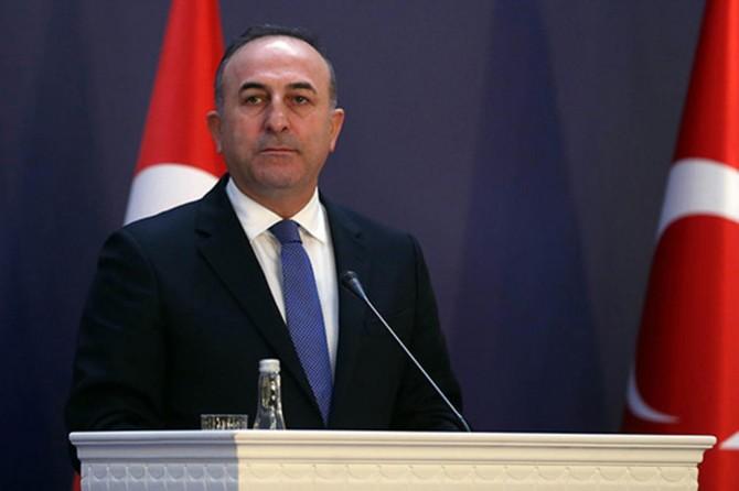 Çavuşoğlu, Rusya ile Libya ve Suriye gibi birçok konuda beraber çalıştıklarını belirtti