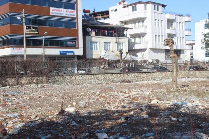 Adıyaman Yavuz Selim Mahallesinde sağlık ocağı ve okul yok!