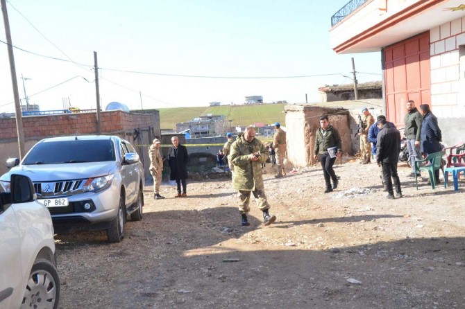 Çınar Başalan'da ölü bulunan çocuk vakasında 3 gözaltı