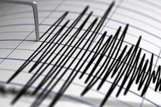 Manisa'da 4,1 büyüklüğünde deprem meydana geldi