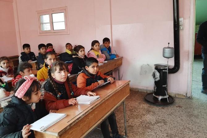 Resulayn'da eğitime-öğretime açılan okul sayısı 45'e yükseldi