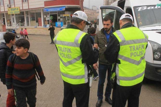 Gaziantep'te aranan 162 şüpheli asayiş denetimlerinde yakalandı