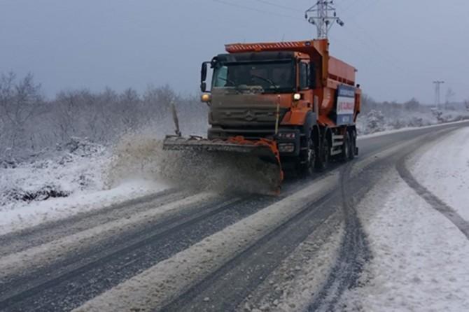 İBB'den İstanbul için kar ve buzlanma uyarısı