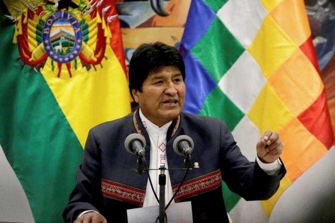 Evo Morales Bolivya'da tekrar iktidara geleceklerini söyledi