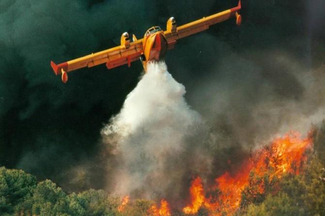 Avustralya'da yangın söndürme uçağı düştü