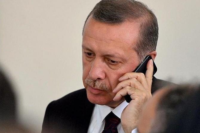 Cumhurbaşkanı Recep Tayyip Erdoğan, Kanada Başbakanı Trudeau ile telefonda görüştü