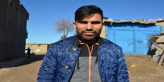 Çınar Başalan'da ölü bulunan 8 yaşındaki çocuğu ilk gören kişi konuştu