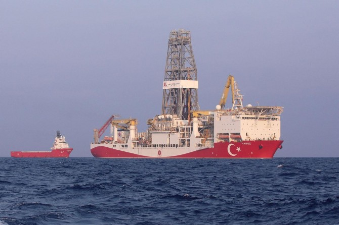 US urges Turkey to stop drilling activities in eastern Mediterranean