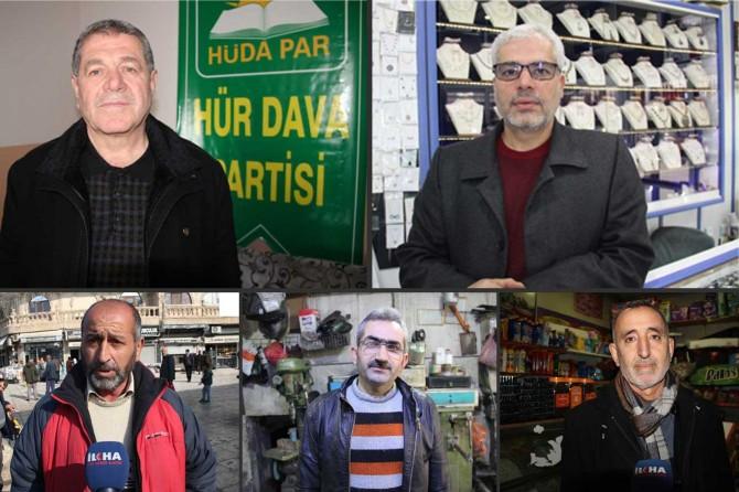Mardin'den işgalci ABD'ye tepki: ABD'nin kan ve petrolden başka gayesi yoktur