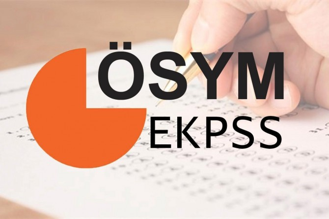 ÖSYM, 2020-EKPSS başvurularının yarın alınmaya başlanacağını duyurdu