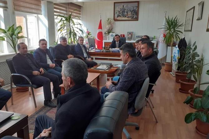 Siirt'te Pervari balının organik üretilmesi ve markalaştırılması projesi başlatıldı